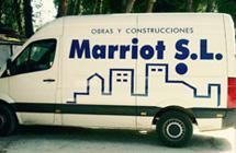 Nueva adquisición vehículo en Obras y Construcciones Marriot S.L.